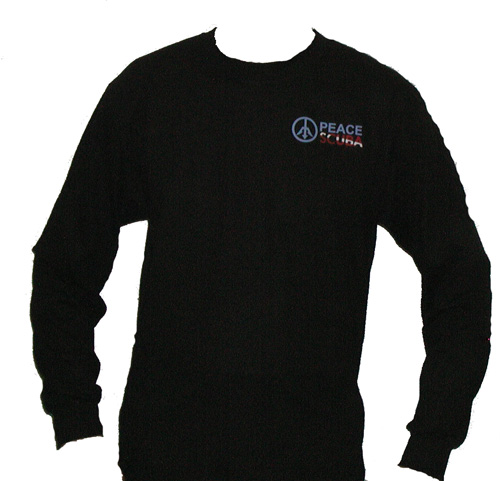 Front Long Sleeved T